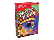 Froot Loops Marshmallow Cereal