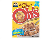 Honey Graham Oh's Cereal