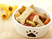 Heavy metals ratings for pet foods